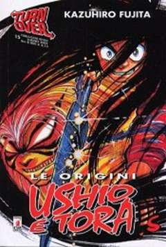 Copertina USHIO E TORA LE ORIGINI n.5 - USHIO E TORA LE ORIGINI 5, STAR COMICS