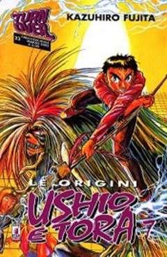 Copertina USHIO E TORA LE ORIGINI n.7 - USHIO E TORA LE ORIGINI 7, STAR COMICS