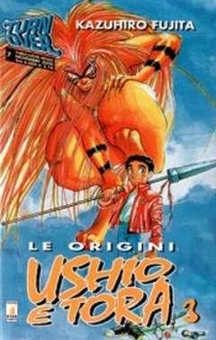 Copertina USHIO E TORA LE ORIGINI n.3 - USHIO E TORA LE ORIGINI 3, STAR COMICS