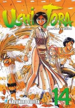 Copertina USHIO E TORA PERFECT ED. (m20) n.14 - USHIO E TORA PERFECT EDITION, STAR COMICS