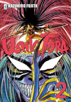 Copertina USHIO E TORA PERFECT ED. (m20) n.2 - USHIO E TORA PERFECT EDITION (m20), STAR COMICS