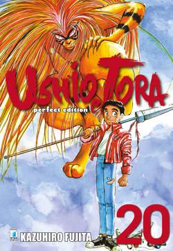 Copertina USHIO E TORA PERFECT ED. (m20) n.20 - USHIO E TORA PERFECT EDITION, STAR COMICS