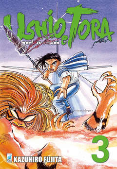 Copertina USHIO E TORA PERFECT ED. (m20) n.3 - USHIO E TORA PERFECT EDITION (m20), STAR COMICS