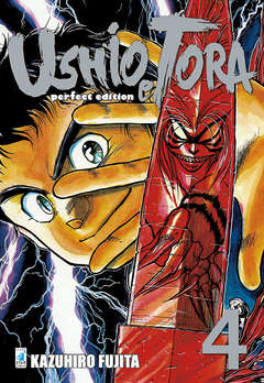 Copertina USHIO E TORA PERFECT ED. (m20) n.4 - USHIO E TORA PERFECT EDITION (m20), STAR COMICS
