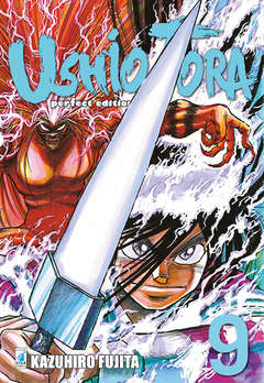 Copertina USHIO E TORA PERFECT ED. (m20) n.9 - USHIO E TORA PERFECT EDITION 9, STAR COMICS