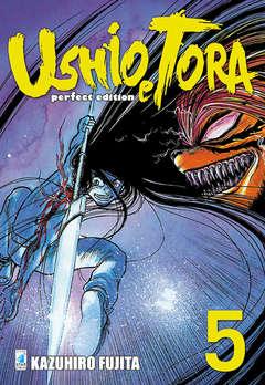 Copertina USHIO E TORA PERFECT EDITION n.5 - USHIO E TORA PERFECT EDITION (m20), STAR COMICS