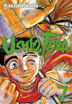 Copertina USHIO E TORA PERFECT EDITION n.7 - USHIO E TORA PERFECT EDITION (m20), STAR COMICS