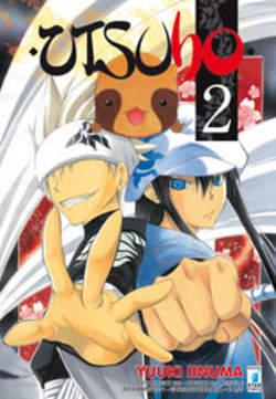 Copertina UTSUHO n.2 - UTSUHO 2, STAR COMICS
