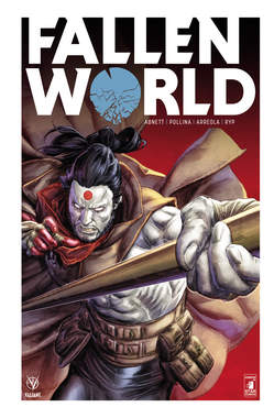 Copertina FALLEN WORLD n. - FALLEN WORLD, STAR COMICS