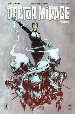 Copertina DOCTOR MIRAGE n. - DOCTOR MIRAGE, STAR COMICS