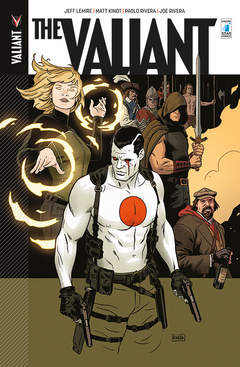 Copertina VALIANT n. - THE VALIANT, STAR COMICS