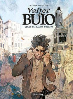 Copertina VALTER BUIO (m4) n.1 - LIBRO PRIMO, STAR COMICS