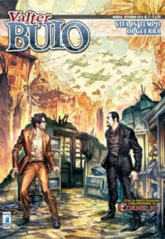 Copertina VALTER BUIO n.7 - VITA IN TEMPO DI GUERRA, STAR COMICS