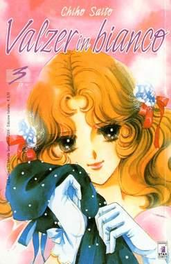Copertina VALZER IN BIANCO n.3 - VALZER IN BIANCO 3 (DI 4), STAR COMICS