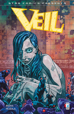 Copertina VEIL n.1 - VEIL, STAR COMICS