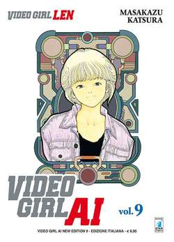 Copertina VIDEO GIRL AI NEW EDITION n.9 - VIDEO GIRL AI NEW EDITION, STAR COMICS