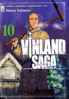 Copertina VINLAND SAGA n.10 - VINLAND SAGA 10, STAR COMICS