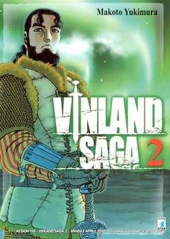 Copertina VINLAND SAGA n.2 - VINLAND SAGA 2, STAR COMICS