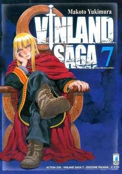 Copertina VINLAND SAGA n.7 - VINLAND SAGA 7, STAR COMICS