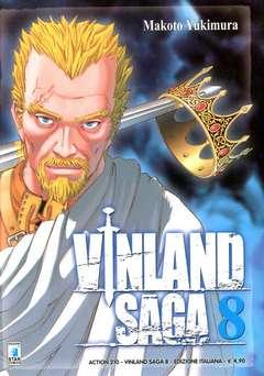 Copertina VINLAND SAGA n.8 - VINLAND SAGA 8, STAR COMICS