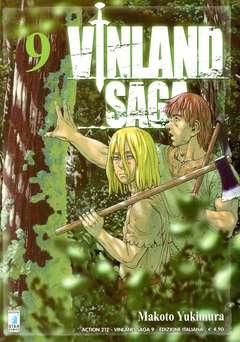 Copertina VINLAND SAGA n.9 - VINLAND SAGA 9, STAR COMICS
