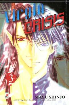 Copertina VIRGIN CRISIS n.3 - VIRGIN CRISIS (m4), STAR COMICS