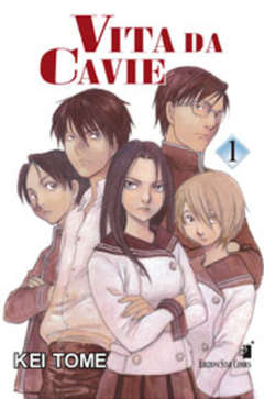 Copertina VITA DA CAVIE n.1 - VITA DA CAVIE 1, STAR COMICS