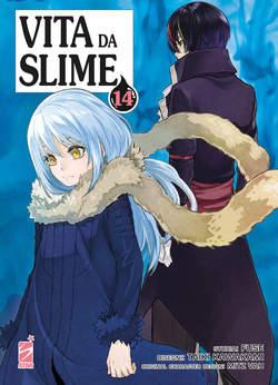 Copertina VITA DA SLIME n.14 - WONDER 103, STAR COMICS