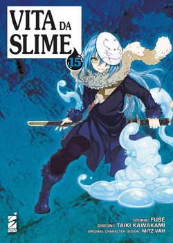 Copertina VITA DA SLIME n.15 - WONDER 106, STAR COMICS