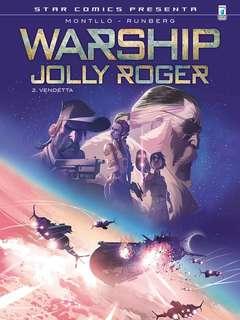 Copertina WARSHIP - JOLLY ROGER (m2) n.2 - WARSHIP - JOLLY ROGER, STAR COMICS