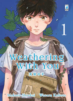 Copertina WEATHERING WITH YOU n.1 - WEATHERING WITH YOU, STAR COMICS