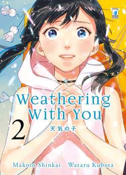 Copertina WEATHERING WITH YOU n.2 - WEATHERING WITH YOU, STAR COMICS