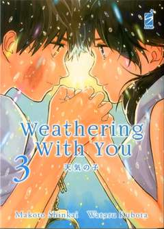 Copertina WEATHERING WITH YOU (m3) n.3 - WEATHERING WITH YOU, STAR COMICS