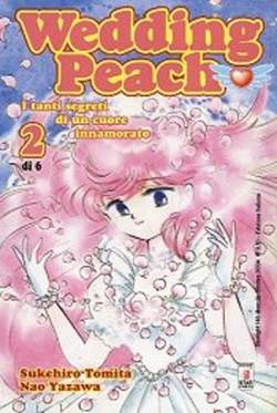 Copertina WEDDING PEACH n.2 - WEDDING PEACH 2, STAR COMICS