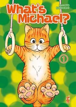 Copertina WHAT'S MICHAEL? MIAO EDITION n.1 - NEVERLAND 346, STAR COMICS