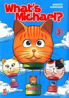 Copertina WHAT'S MICHAEL? MIAO EDITION n.3 - NEVERLAND 348, STAR COMICS
