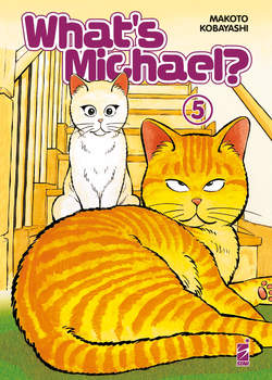 Copertina WHAT'S MICHAEL? MIAO EDITION n.5 - NEVERLAND 350, STAR COMICS