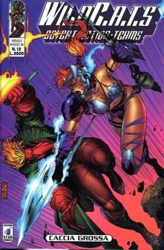 Copertina WILDC.A.T.S n.12 - WILDC.A.T.S                 12, STAR COMICS