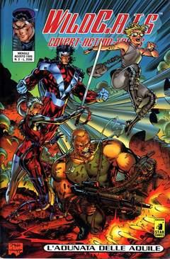 Copertina WILDC.A.T.S n.3 - WILDC.A.T.S                  3, STAR COMICS