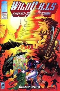 Copertina WILDC.A.T.S n.7 - WILDC.A.T.S                  7, STAR COMICS
