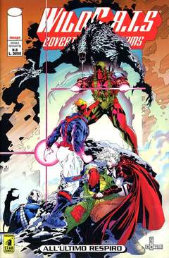 STAR COMICS - WILDC.A.T.S