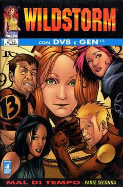 STAR COMICS - WILDSTORM