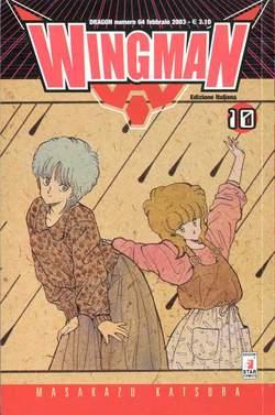 Copertina WINGMAN n.10 - WINGMAN 10, STAR COMICS