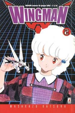 Copertina WINGMAN n.2 - WINGMAN 2, STAR COMICS