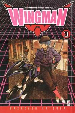 Copertina WINGMAN n.3 - WINGMAN 3, STAR COMICS