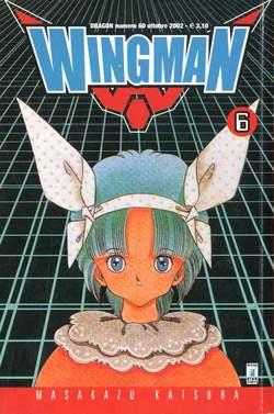 Copertina WINGMAN n.6 - WINGMAN 6, STAR COMICS