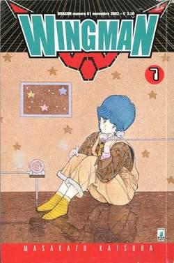 Copertina WINGMAN n.7 - WINGMAN 7, STAR COMICS