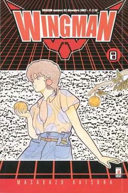 Copertina WINGMAN n.8 - WINGMAN 8, STAR COMICS