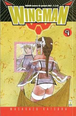Copertina WINGMAN n.9 - WINGMAN 9, STAR COMICS