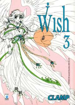 Copertina WISH n.3 - WISH 3, STAR COMICS